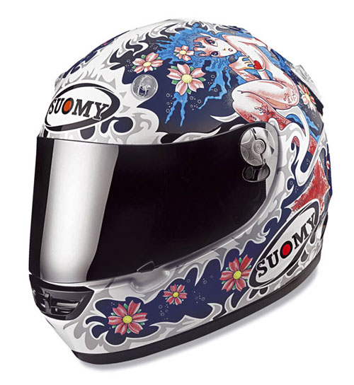 SUOMY Vandal Dream full-face helmet