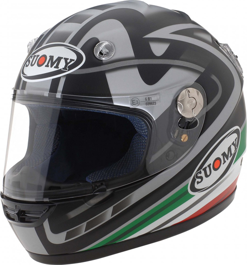 SUOMY Vandal Italia Matt full-face helmet