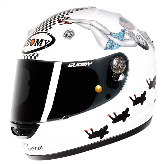 SUOMY Vandal La Cocca full-face helmet