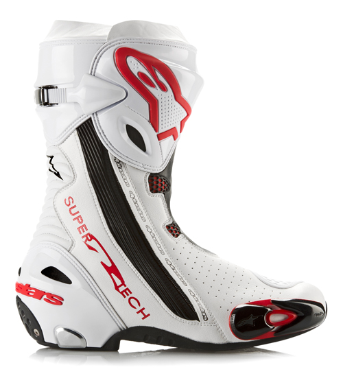 Alpinestars Supertech R 2012 racing boots black