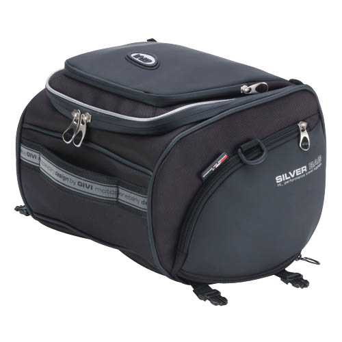 Givi tunnel bag for scooter Silver