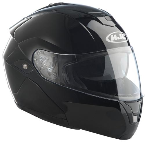 HJC SYMAX III flip off helmet Gloss Black