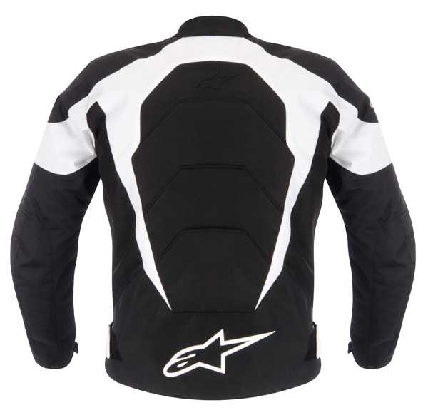 Alpinestars T-GP PLUS AIR motorcycle jacket black-white