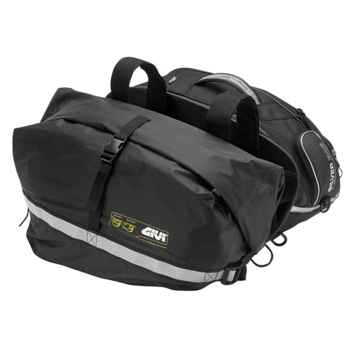 Couple rain cover for Givi side bags
