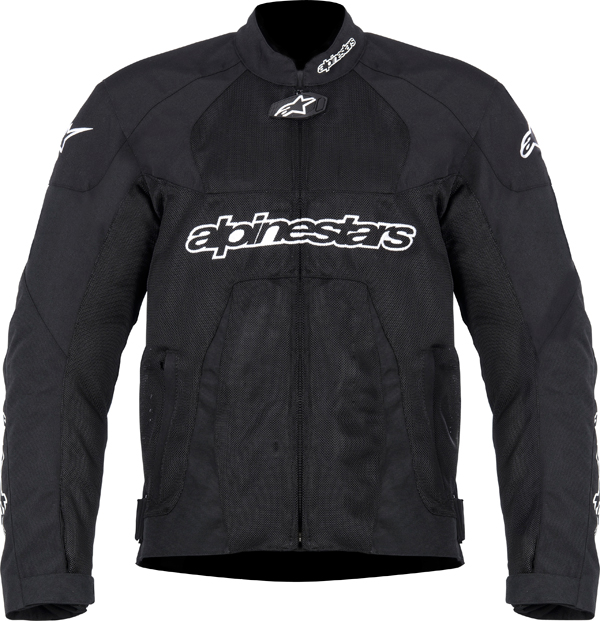 Alpinestars T-GP PLUS AIR motorcycle jacket black