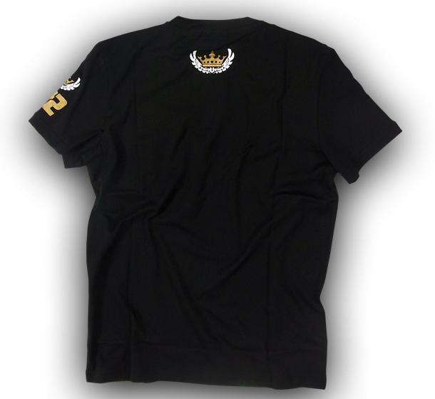 T-shirt TC222 Tony nero