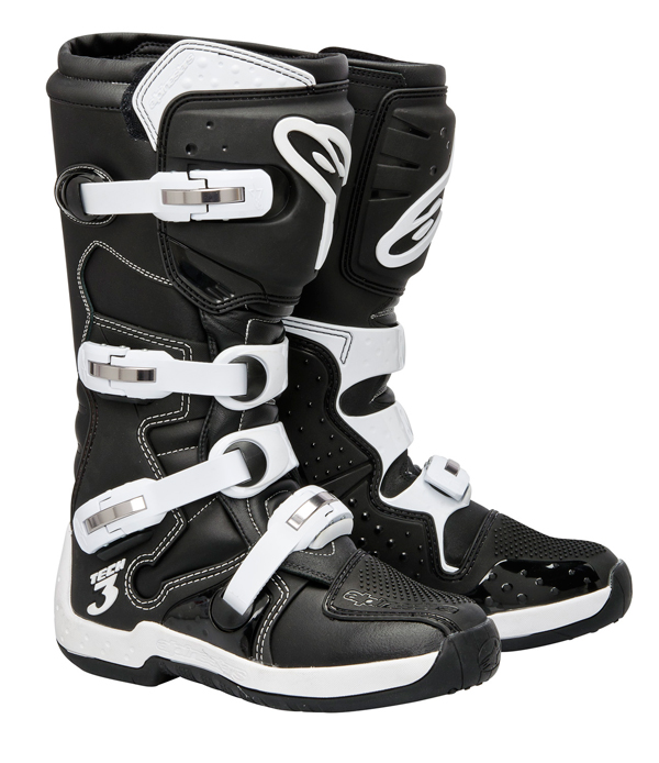 Alpinestars Tech 3 off-road boots black-white