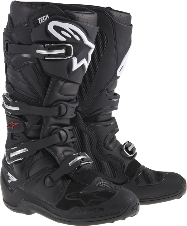 Stivali moto off-road Alpinestars Tech-7 2014 neri