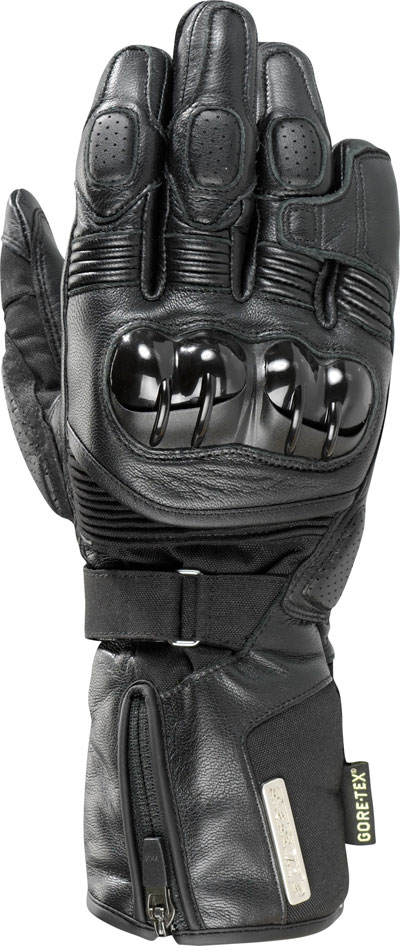 Alpinestars Tech Road Gore-Tex leather  gloves black