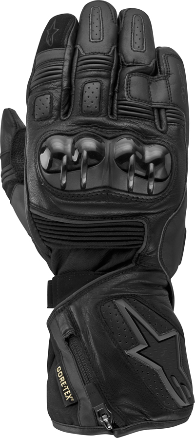 Alpinestars Tech Road Gore-tex 2013 leather gloves black
