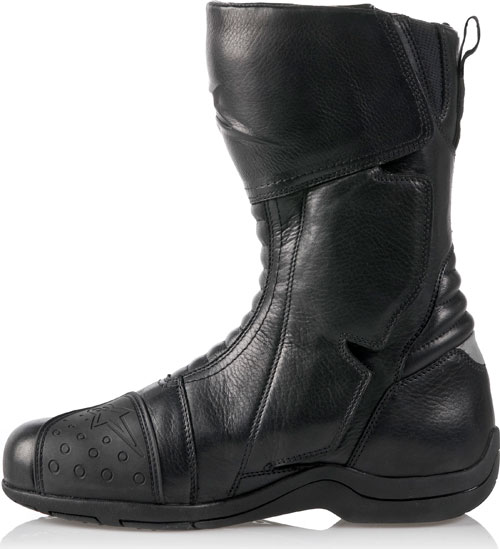 Alpinestars Tech Touring Gore-Tex motorcycle boots black