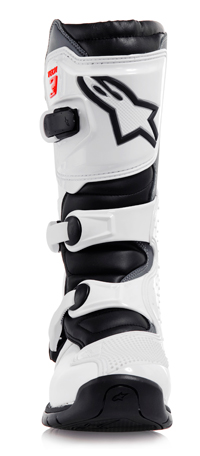 Stivali motocross Alpinestars Tech 3S Youth bianco-neri