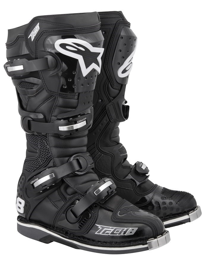 Alpinestars Tech 8 RS offroad boots black