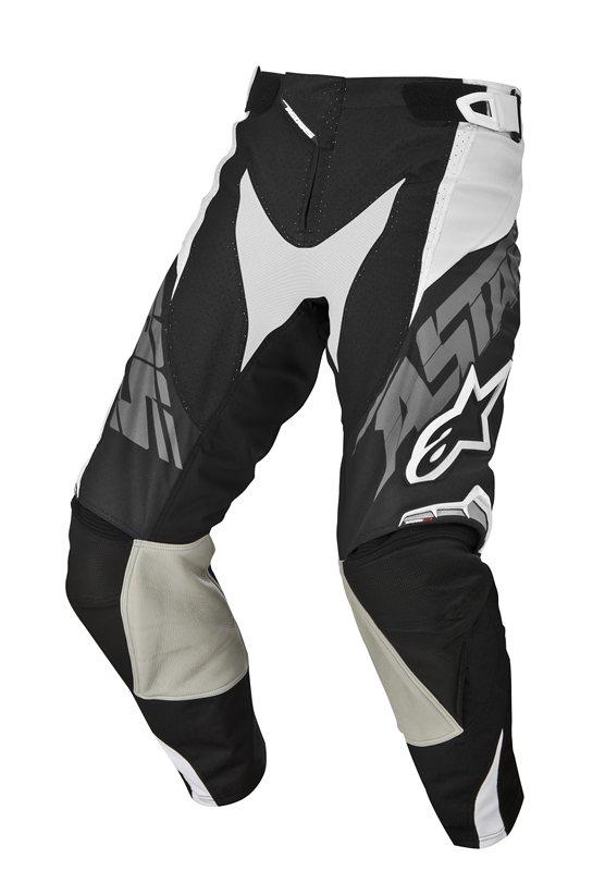 Alpinestars Techstar off-road pants grey black