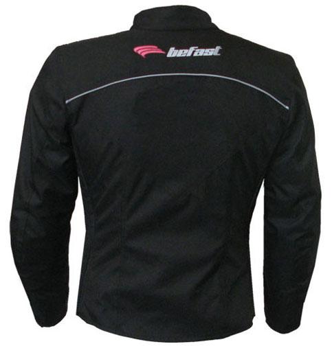 Befast Penelope Evo lady motorcycle jacket  black