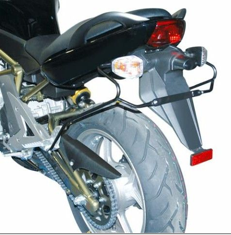 Tubular holder for soft bags TK262 kawasaki er 6f 6n/er