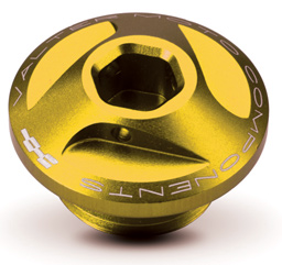 Oil Cap for Yamaha Valtermoto Extreme, Gold