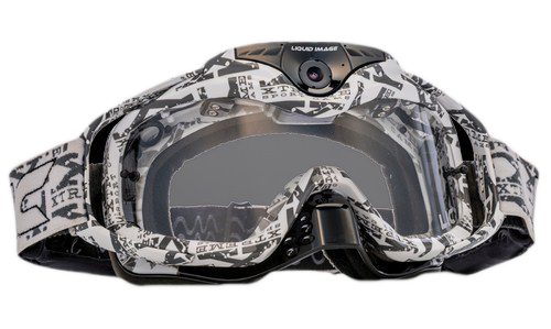 Liquid Image Torque Full HD videocam goggles white