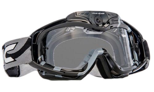Occhiali offroad Liquid Image videocamera Torque HD WI-FI neri