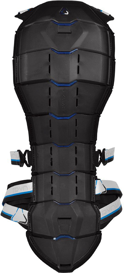 Tryonic back protector See+ CE Level black-blue