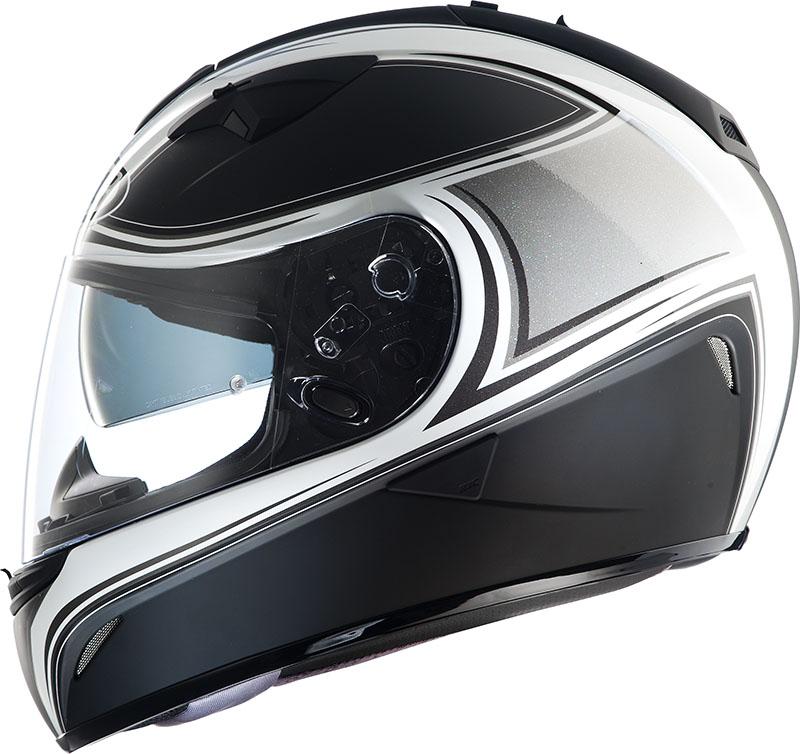 Full face helmet HJC TR1 2tone MC5F