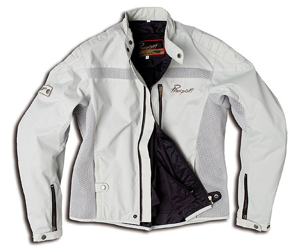 Prexport Tube summer man jacket Ice