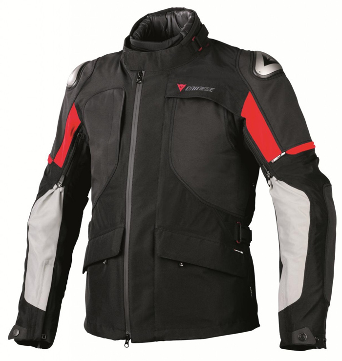 DaineseTUNDRA GORE TEX jacket Black red