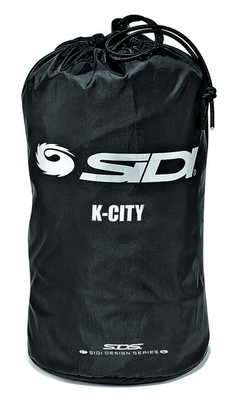 Tuta antipioggia divisibile Sidi K-City