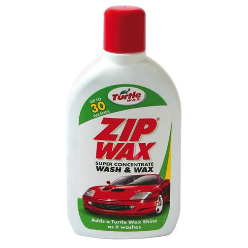 Shampoo and wax Zip Lampa 500ml