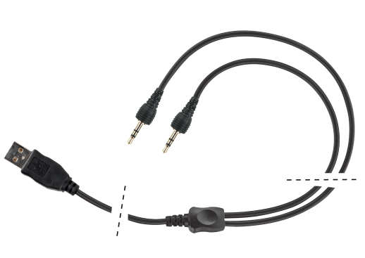 Cavo per ricarica tramite USb Interphone XT Cellular Line
