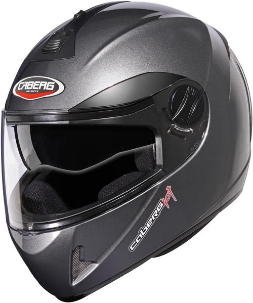 Casco moto Caberg V2 407  gunmetal
