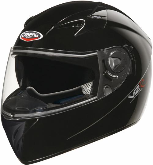 CABERG V2R-R full-face helmet black painted