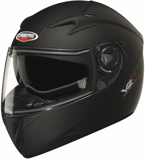 Casco moto Caberg V2R-R nero opaco