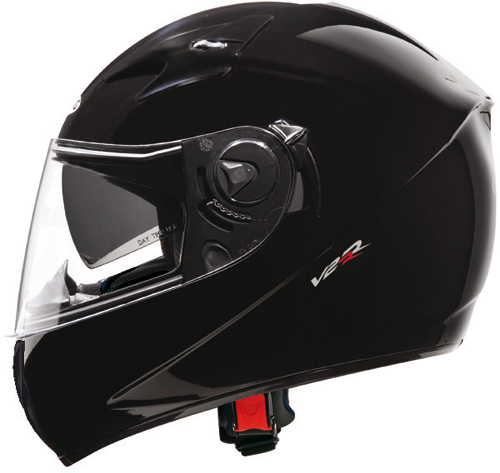 CABERG V2R-R full-face helmet black painted