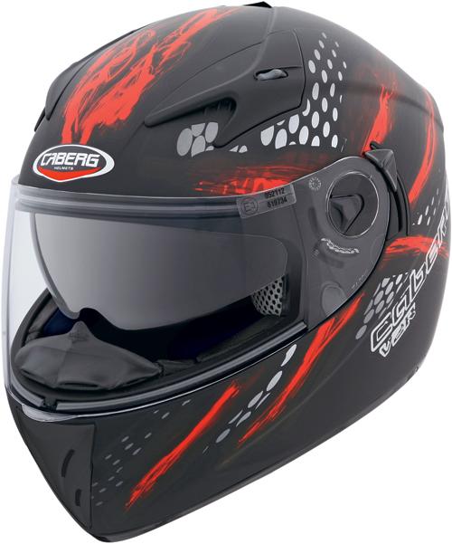 Casco moto Caberg V2R-R Xhosa