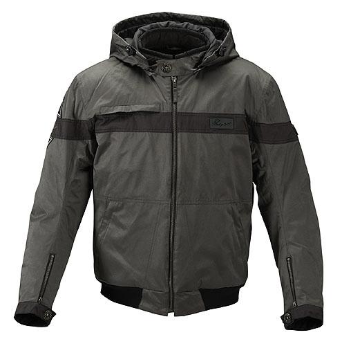 Prexport Vega waterproof jacket Anthracite