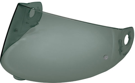 Nolan N85 dark green visor