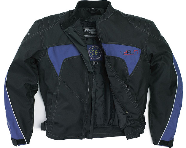 Prexport Vyruswaterproof jacket Black Blue