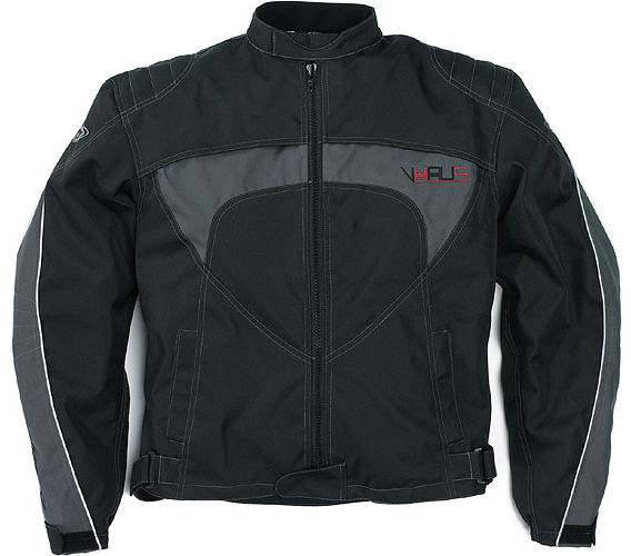 Prexport Vyruswaterproof jacket Black Anthracite