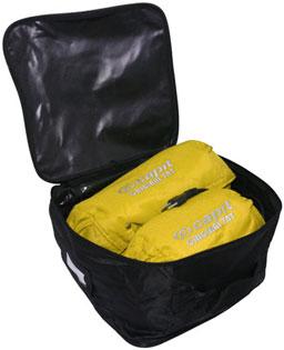 Capit tire warmers TNT Sports, SBK / SS, Yellow