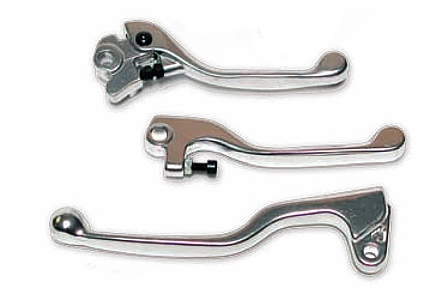 WRP front brake lever forged aluminum BMW