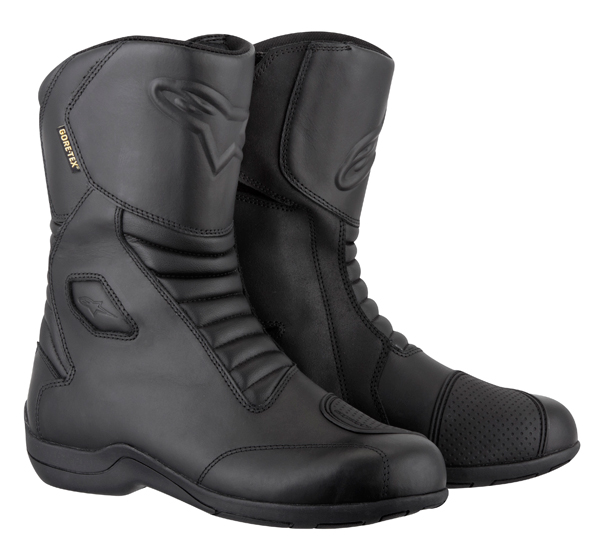 Alpinestars Web Gore-Tex motorcycle boots black 2013