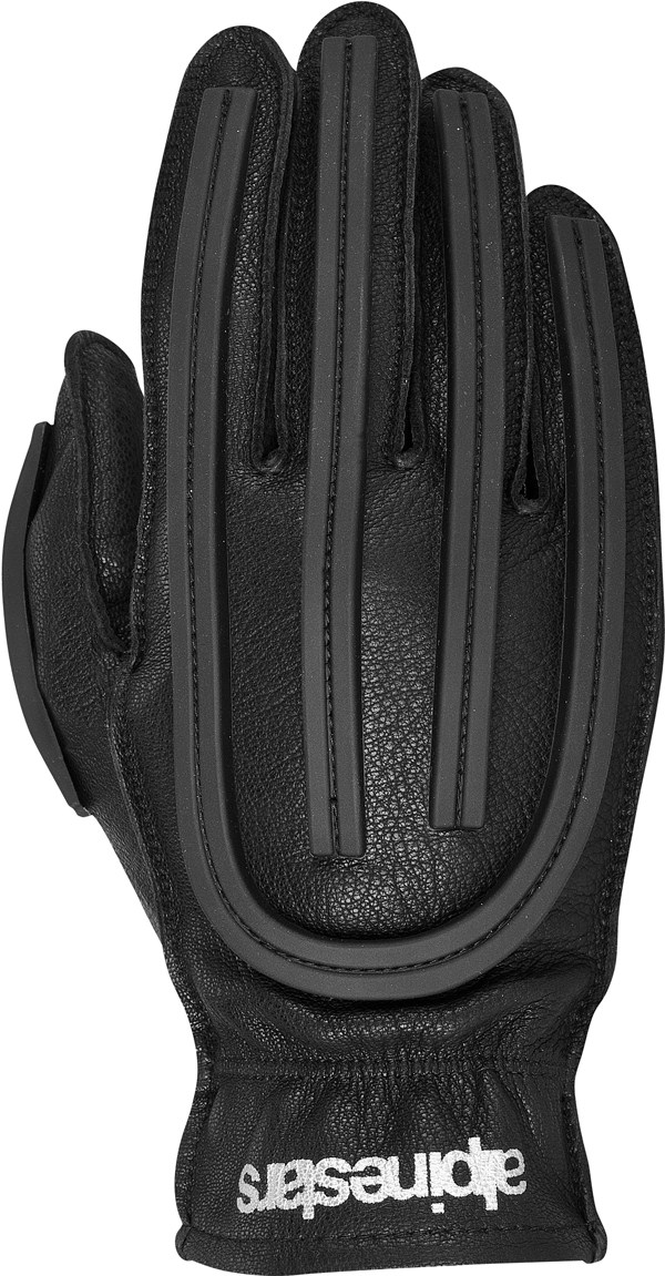 ALPINESTARS Weed Puller street gloves black
