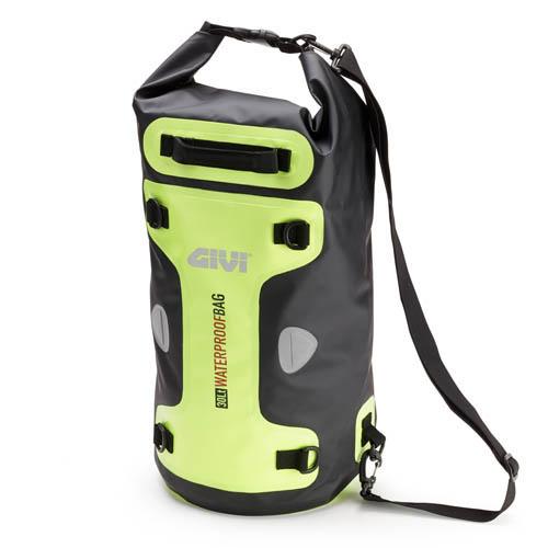 Givi Waterproof Roll Bag Waterproof Black Yellow