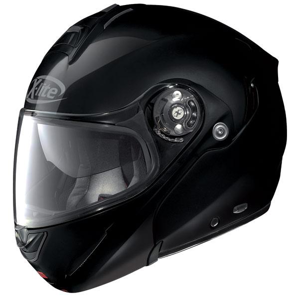 Casco modulare  X-Lite X-1003 N-Com Elegance nero