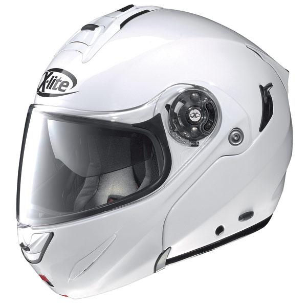 Casco modulare  X-Lite X-1003 N-Com Elegance bianco