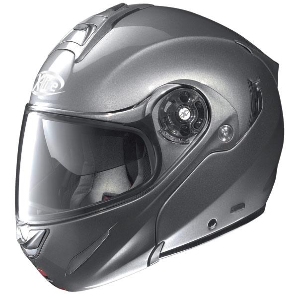 Helmet flip-up X-Lite X-1003 N-Com Elegance lava