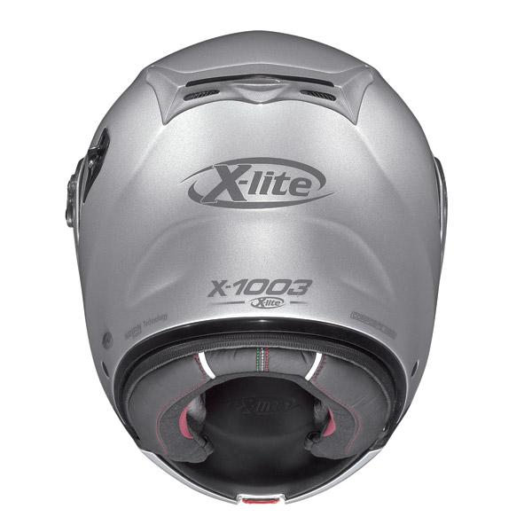 Helmet flip-up  X-Lite X-1003 N-Com Hi-Visibility fluo yellow