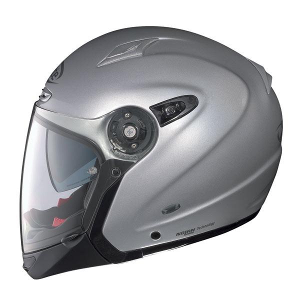 Casco moto X-Lite X402GT Elegance N-COM nero opaco J/P