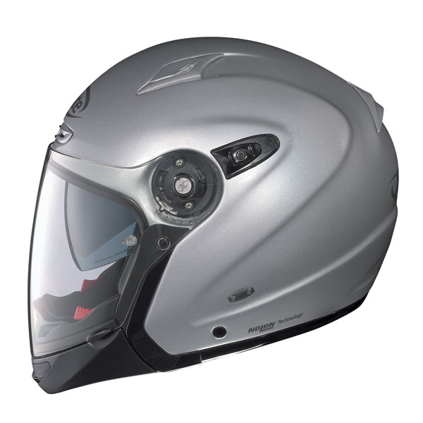 X-Lite X402GT Elegance N-COM Metal White Helmet J/P